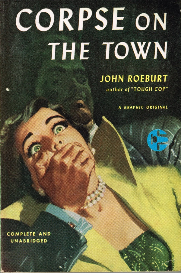 Corpse on the Town Graphic Original 27 (1950)