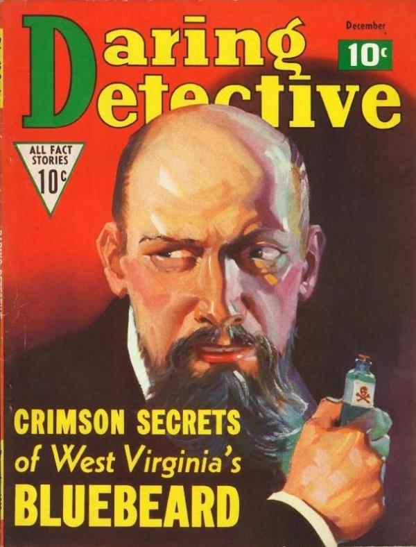 Daring Detective December 1935