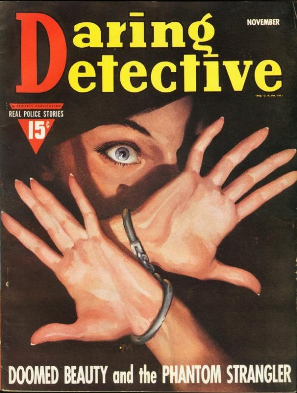 Daring Detective November 1939