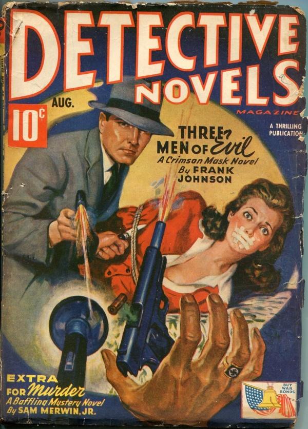 Detective Novels August 1943