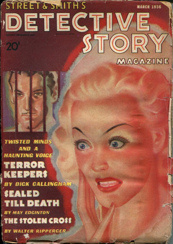 Detective Story March 1936