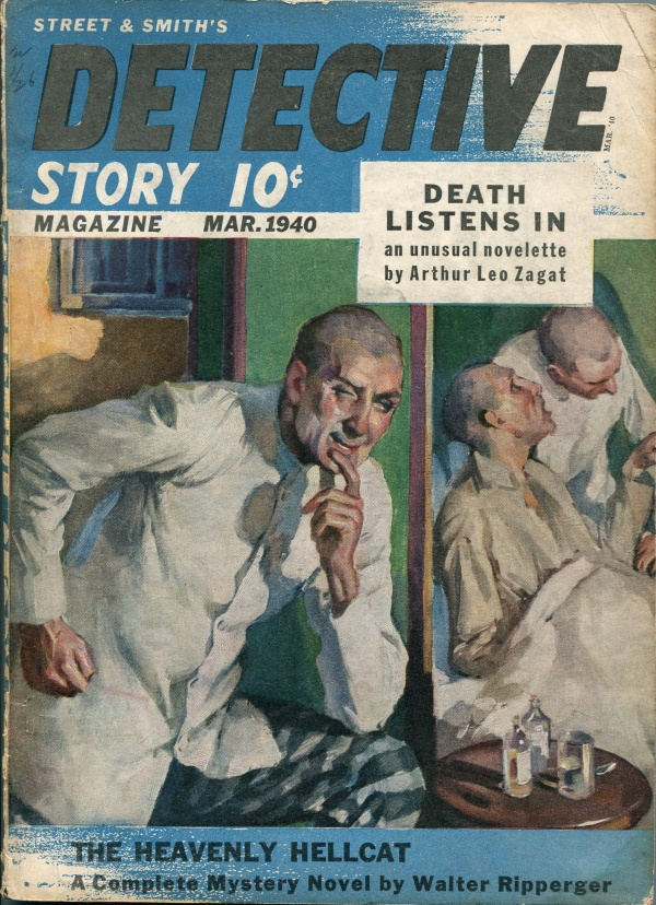 Detective Story March 1940