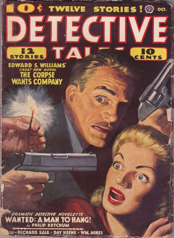 Detective Tales October 1941