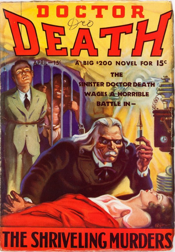 Doctor Death - April 1935