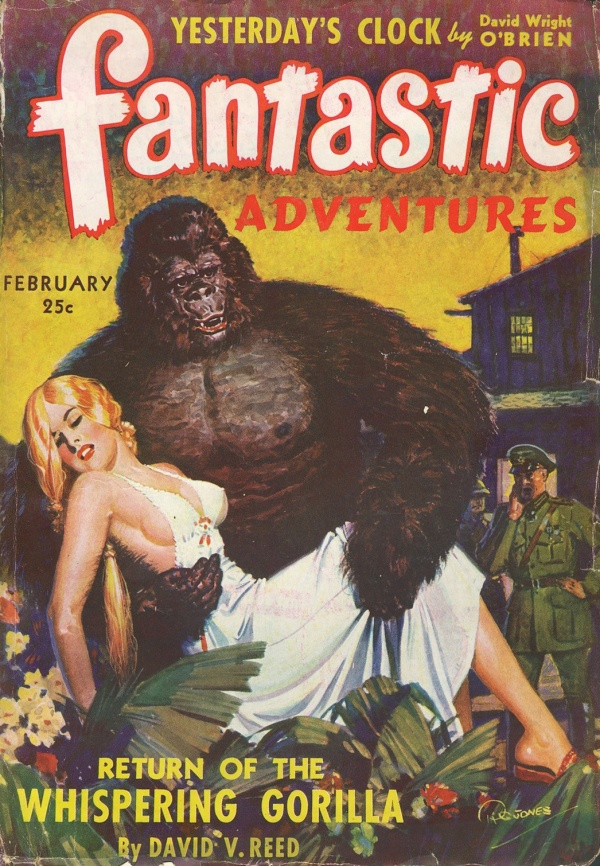 Fantastic Adventures Feb 1943