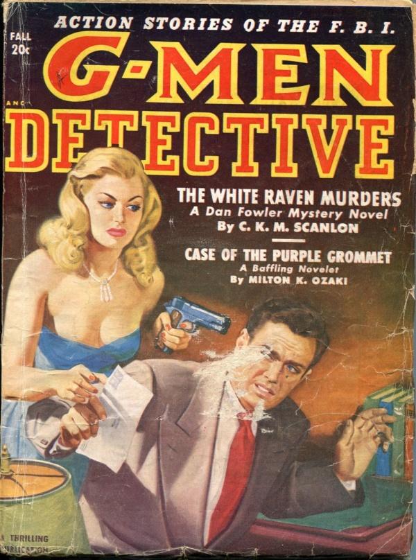 G-Men Detective Fall 1950