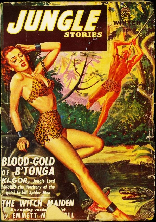 Jungle Stories, Winter 1946