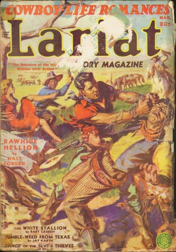 Lariat March 1941