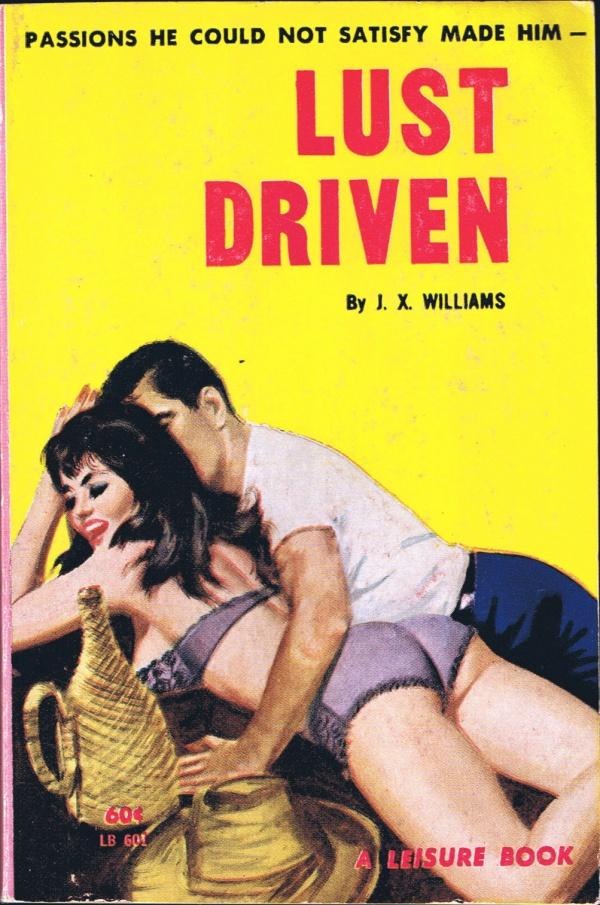 Leisure Book #601 1963