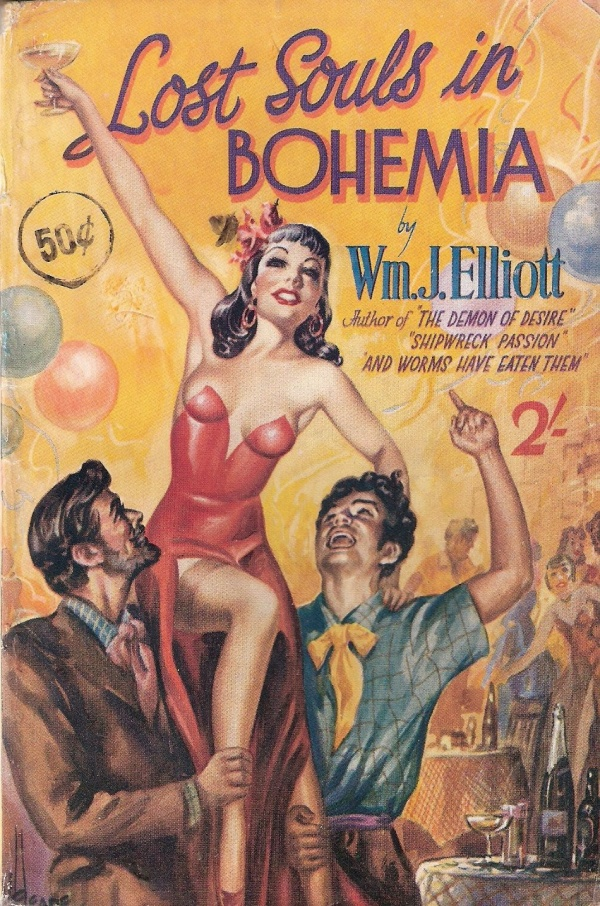 Lost Souls in Bohemia 1951