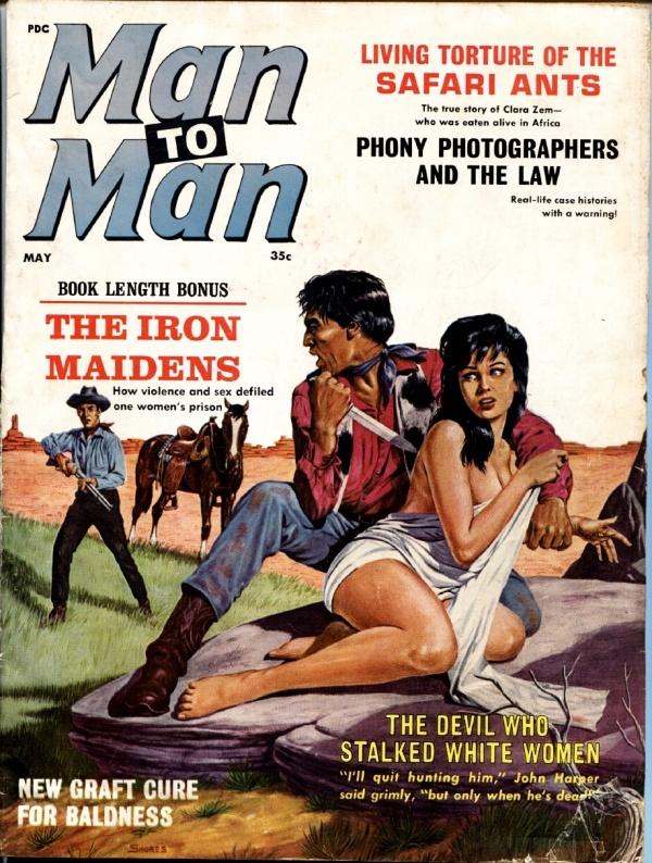 Man To Man May 1962