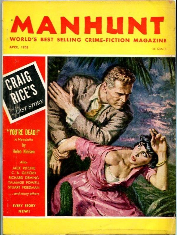 Manhunt April 1958