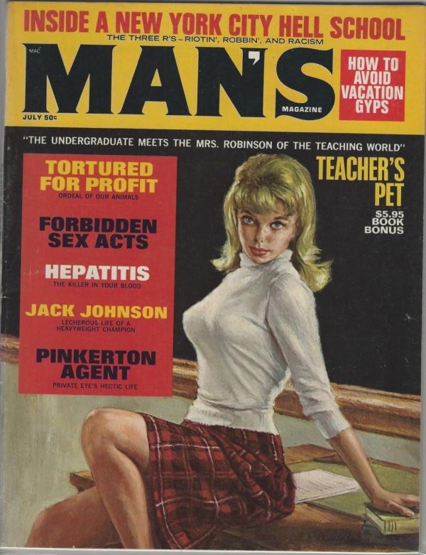 Man's July 1969