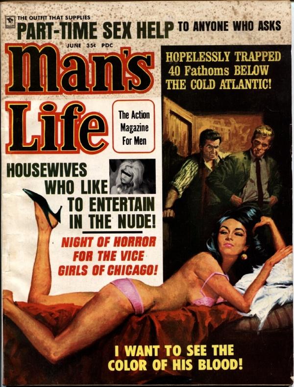 Man's Life June 1968