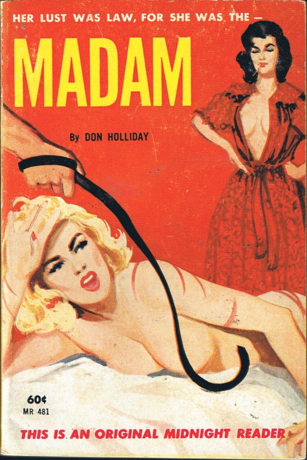Midnight Reader #481 1963
