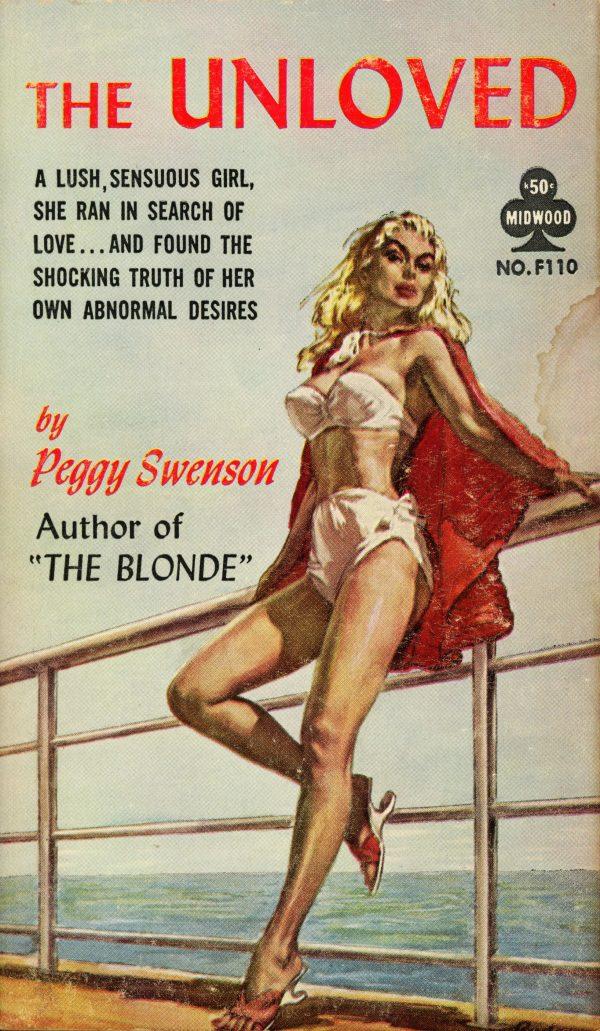 Midwood Books F110, 1961