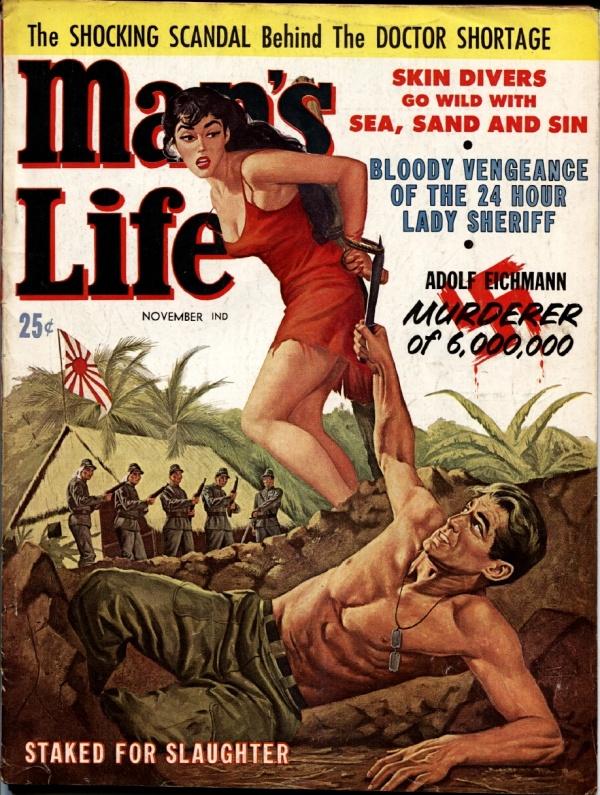 November 1960 Man's Life