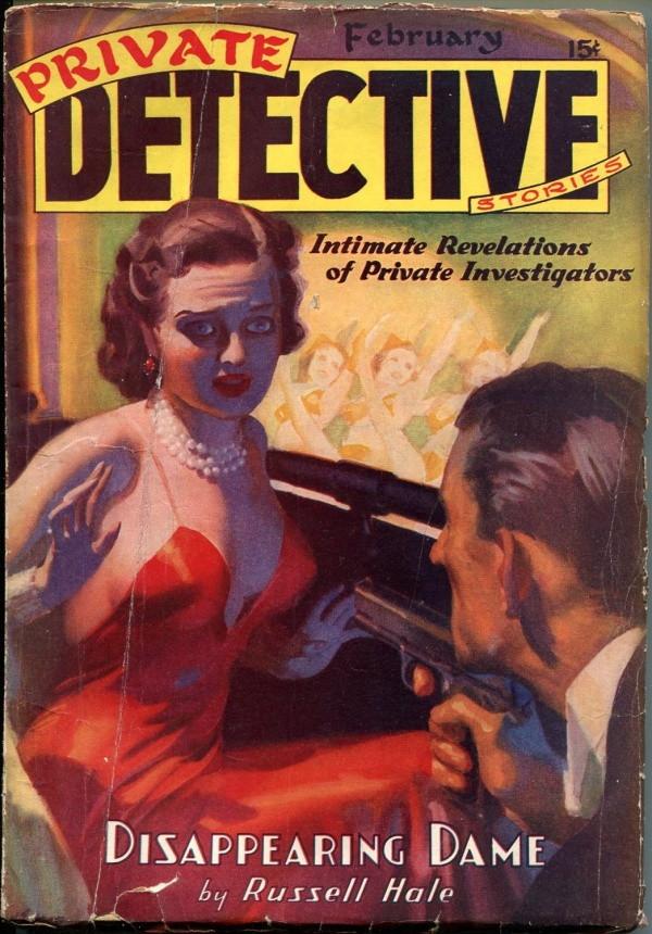 Private Detective Stories February 1938