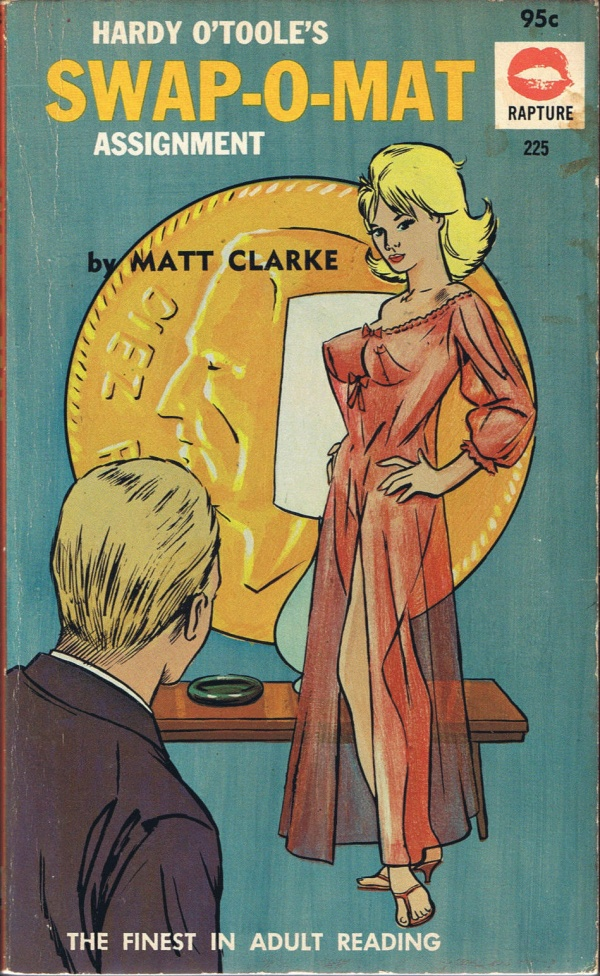 Rapture Novel #225 1968