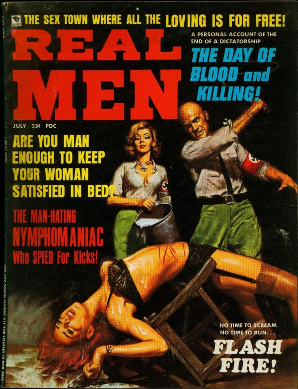 Real Men July 1968