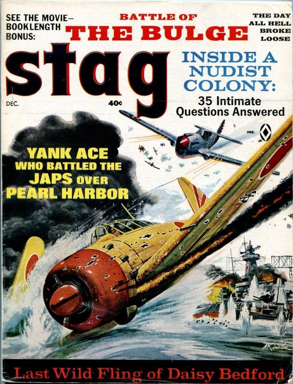 Stag December 1965