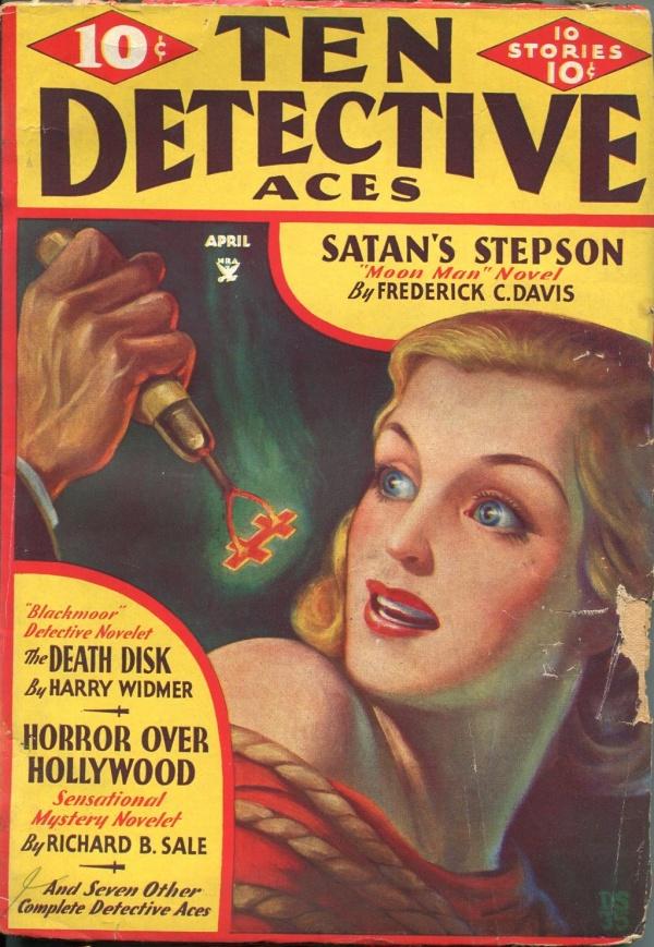 Ten Detective Aces April 1935