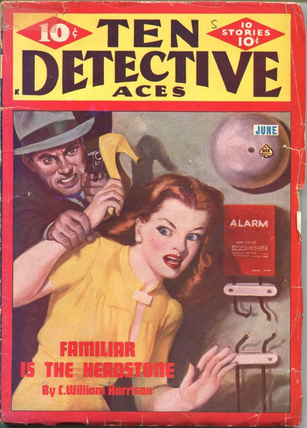 Ten Detective Aces June 1946
