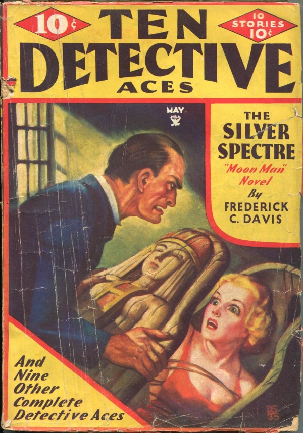 Ten Detective Aces May 1935