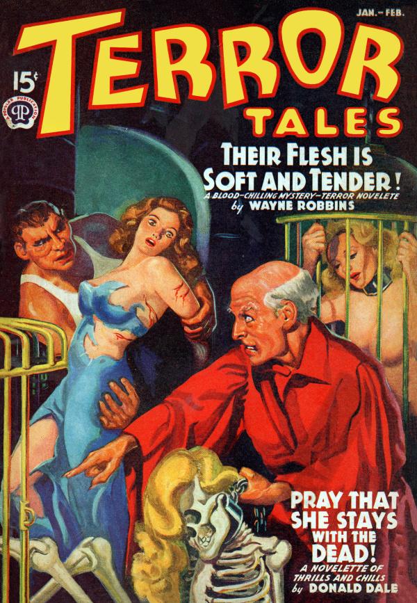 Terror Tales, February 1940