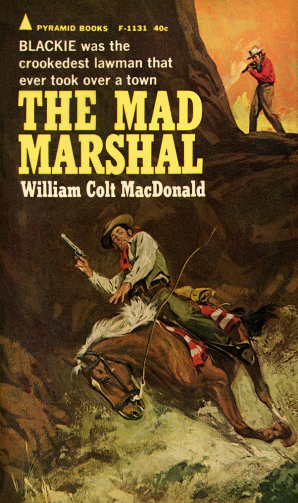 The Mad Marshal