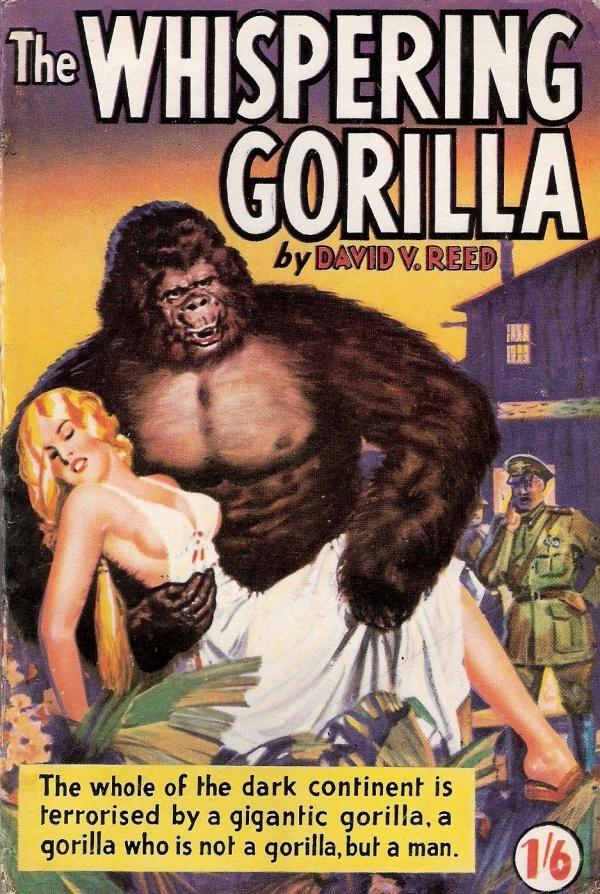 The Whispering Gorilla 1950
