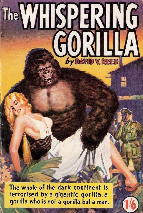 The Whispering Gorilla 1950
