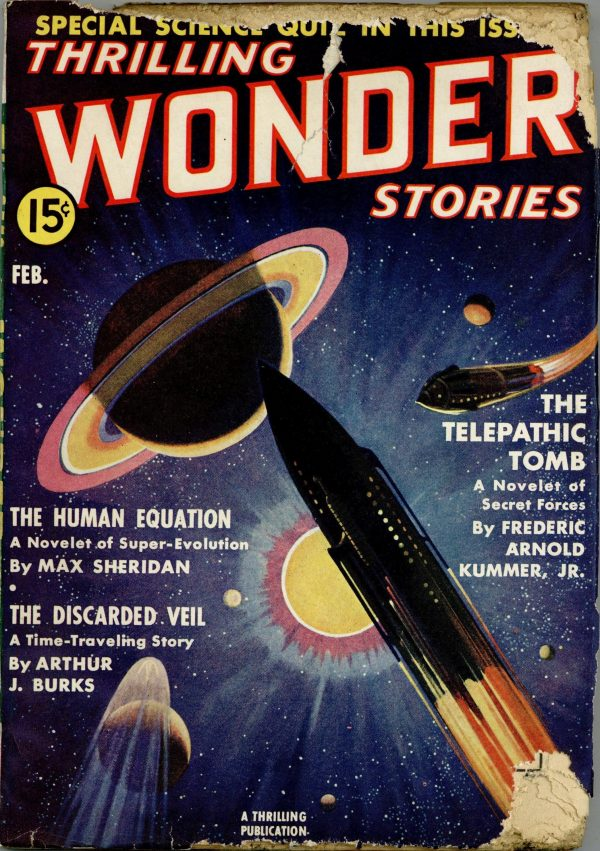 Thrilling Wonder Stories Feb 1939