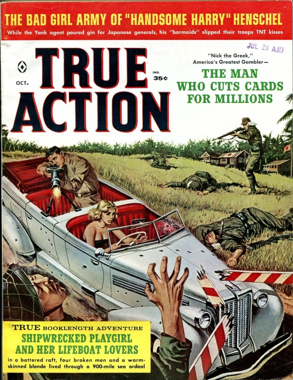 True Action October 1960
