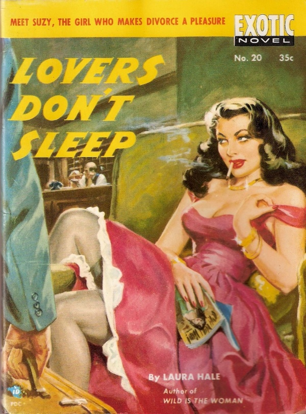1951 Exotic No. 20