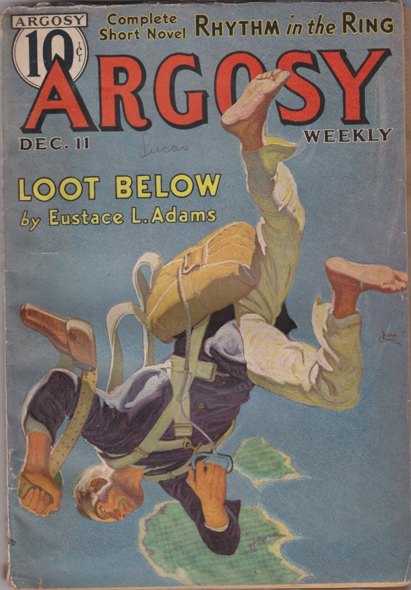 Argosy Weekly December 11, 1937