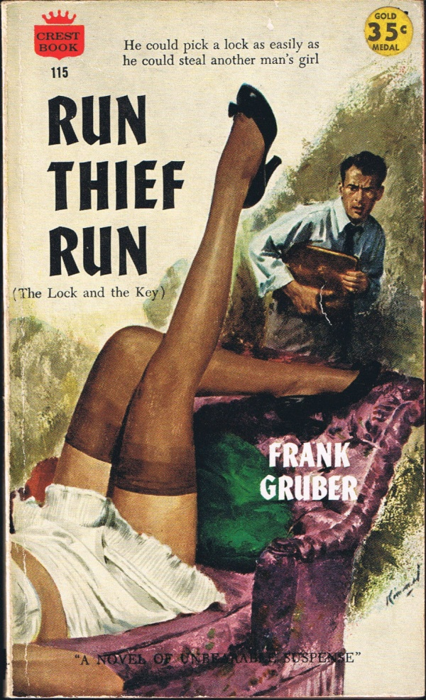 Crest Book #115 1955