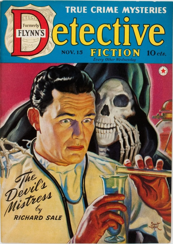 Detective Fiction Weekly V148 No4 November 1941