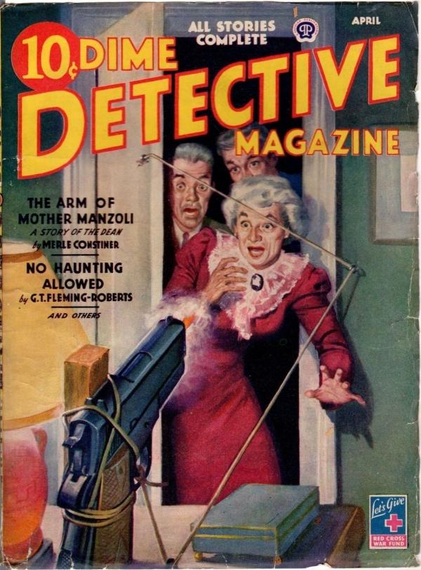 Dime Detective April 1944