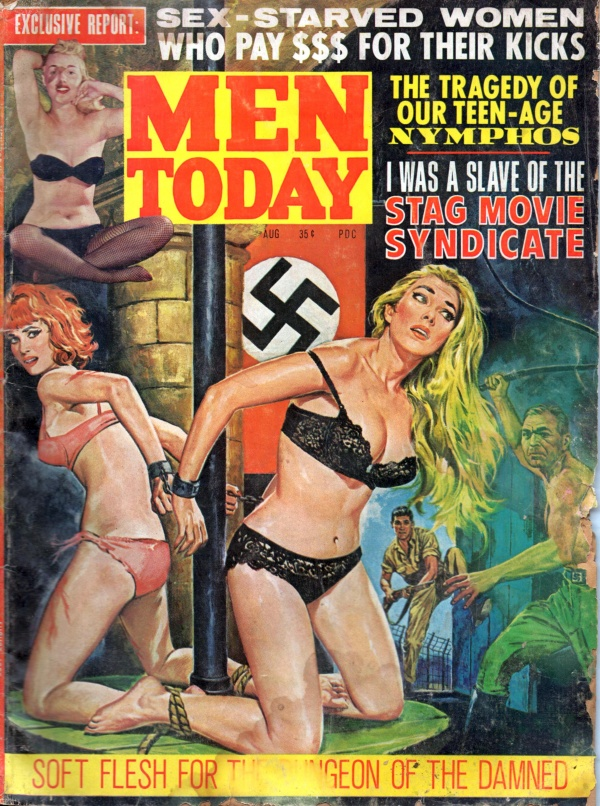 MEN TODAY August 1965 5-4