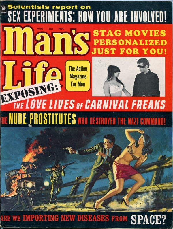 Man's Life August 1967