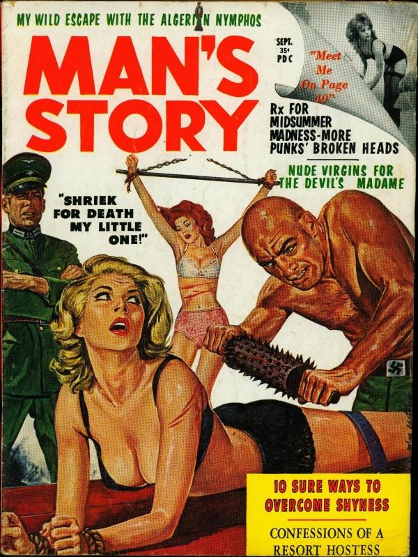 Man's Story September 1967