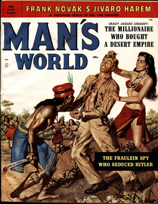 Man's World December 1958