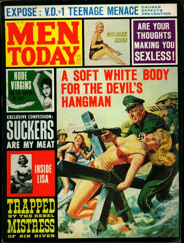 Men Today February 1965