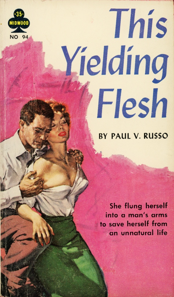 Midwood Books 94 - Paul V. Russo - This Yielding Flesh