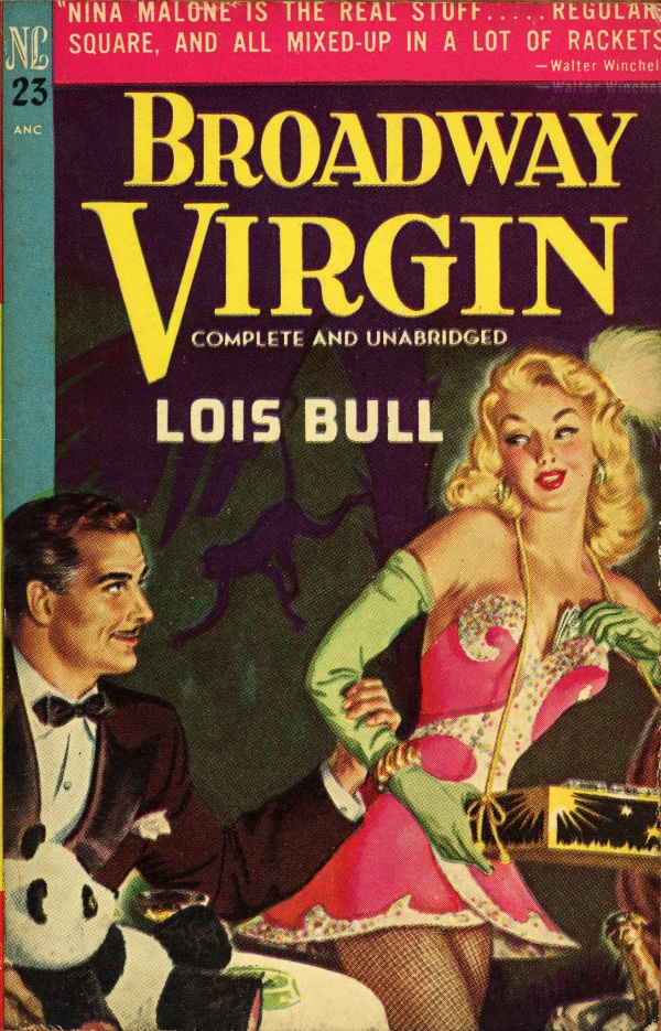 Novel Library 23 - Lois Bull - Broadway Virgin