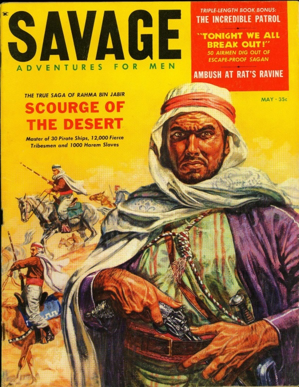 Savage May 1959