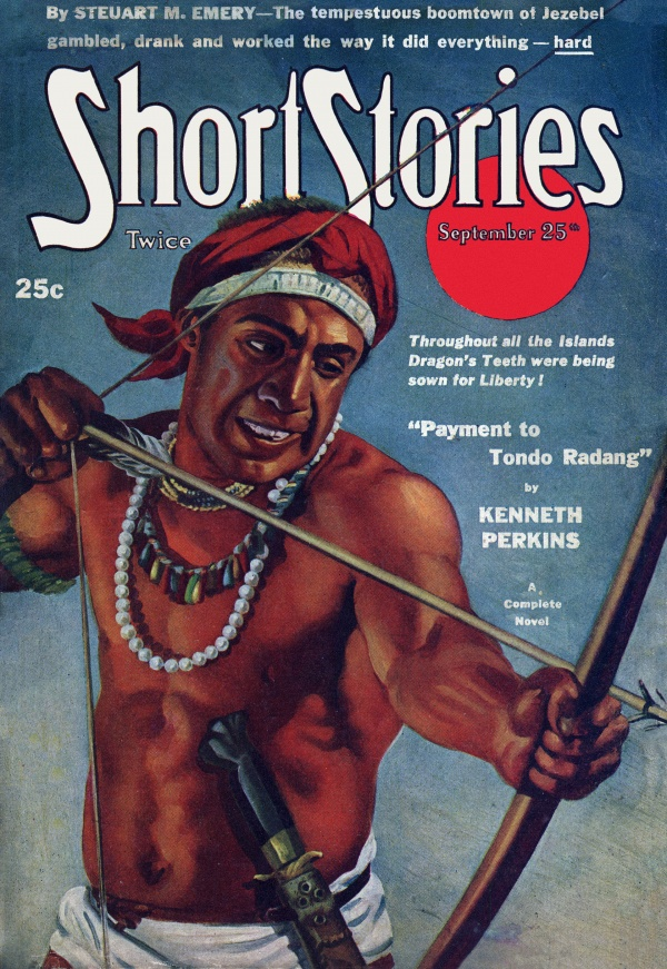 Short Stories September 25th, 1946