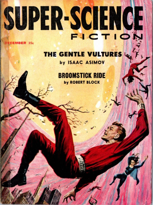 Super Science Fiction December 1957