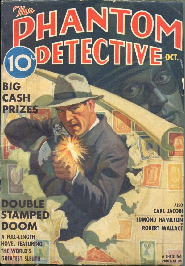The Phantom Detective October 1937